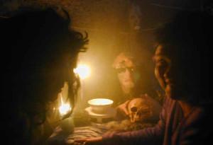 Heksenhut themafeest horror halloween feest party
