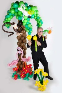 mister magic balloons palmboom