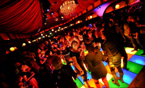 verlichte dansvloer thamafeest disco party