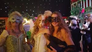 Gemaskerd bal themafeest