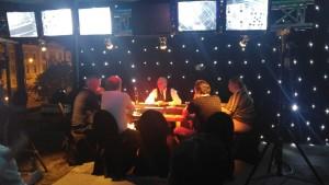 Poker TV finale tafel