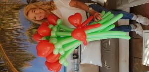bosje-ballonnen-hartjes-bloemen
