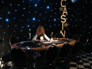 Pokerspeeltafel