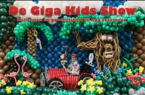 De Giga KIds Show