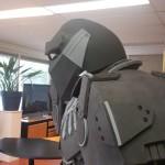 robot helm